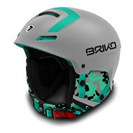 Brik Faito silver and turquoise S - Helmet