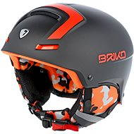 Brik Faito black and red S - Helmet