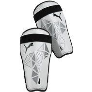 Puma Pro Training grd no Ankle Sock white-met vel. L - Fotbalové chrániče