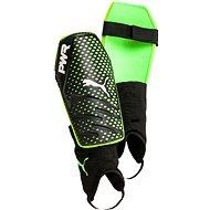 Puma evoPOWER 3.3 Green Gecko-Puma Black-Puma vel. S - Fotbalové chrániče