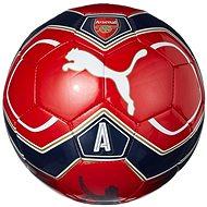 Puma Arsenal Fan Ball High Risk Red-Peacoat vel. 5 - Fotbalový míč
