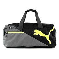Puma Fundamentals Sports Bag M Quiet Shade-Sa - Sportovní taška