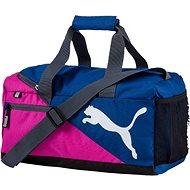 Puma Fundamentals Sports Bag M Rose Violet-TR - Sports Bag