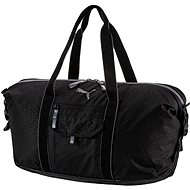 Puma Fit AT Workout Bag Puma Black-Quiet Shade - Sportovní taška