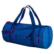 Puma Fit AT Sports Duffle True Blue - Ultra Magnet Adult - Sportovní taška