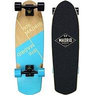 Madrid Picket 28 Slant Blue - Skateboard
