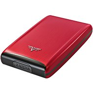 Tru Virtu Credit Card Case Razor - Red Pepper - Peněženka
