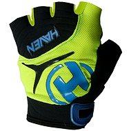 Haven Demo kid short green/blue - Cyklistické rukavice