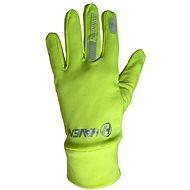 Haven Running Concept neon green vel. XL - Cyklistické rukavice