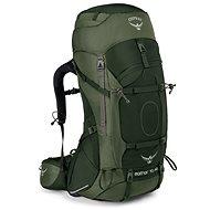 Osprey Aether AG 70 adriondack green L - Turistický batoh