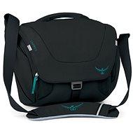 Osprey Flap Jill Mini, black - Taška přes rameno