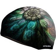 Spokey Stil schwarze Muster mit Muscheln - Mütze