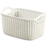Curver Knit Basket 3L Cream - Storage Box
