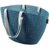 Curver Knit taška Emily modrá - Nákupní taška