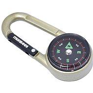 Munkees Karabina kompas s teploměrem - Karabina