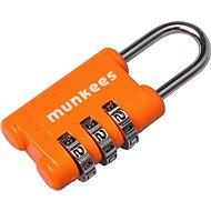 Munkees Zámek s kombinací - Zámek na zavazadla