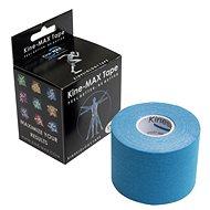 KineMAX Classic kinesiology tape modrá