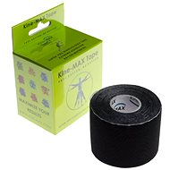Kinemax SuperPro Rayon kinesiology tape black