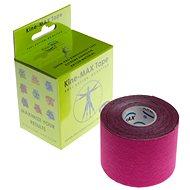 KineMAX SuperPro Rayon kinesiology tape růžová