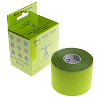 KineMAX SuperPro Rayon kinesiology tape zelená