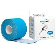 KineMAX 4Way stretch kinesiology tape modrá