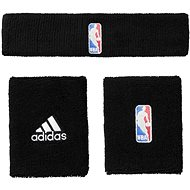 Adidas NBA Armband Preußischen Stirnband Black Men - Set