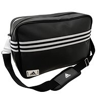 Adidas Messenger Enamel 3-Stripes Black