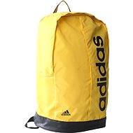 Adidas Linear Performance Backpack Yellow - Batoh