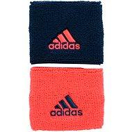 Kleines Adidas Armbänder Coral / Blau - Sportaccessoires