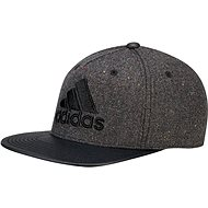 Adidas Flat Brim Grey / Black Youth