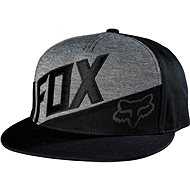 FOX Conjunction Snapback Hat -OS, Black