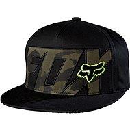 FOX Ozwego Snapback Hat -os, Black