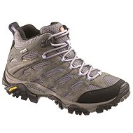 Merrell MOAB MID GORE-TEX grey / Periwinkle UK 5