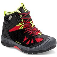 Merrell CAPRA MID WATERPROOF UK C12 - Obuv