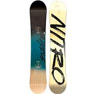 Nitro Stance size. 156 cm