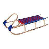 Sulov Lavina 125cm modro-červené