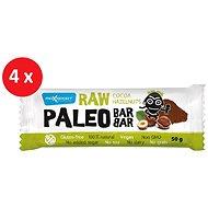 MAX SPORT RAW PALEO BAR kakao liskov. 4x50g - Raw tyčinka