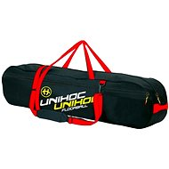 Unihoc Toolbag Crimson Line black junior (12 sticks)