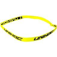 Unihoc HAirband neon yellow - Čelenka
