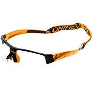 Unihoc Victory junior black / neon orange