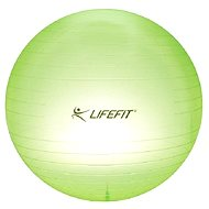 Lifefit Transparent 75 cm, sv. zelený