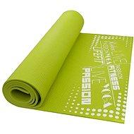 Lifefit Slimfit Plus, 173x61x0,6cm, svetlo zelená - Podložka
