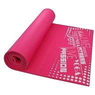 Lifefit Slimfit Plus, 173x61x0,6cm, svetlo ružová