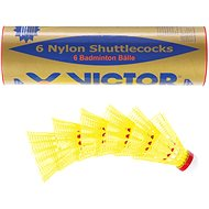 Victor Nylon 2000 yellow-red - Shuttlecock