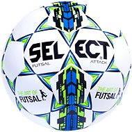 Select Futsal Attack, bílo modrý vel. 4 - Futsalový míč