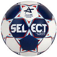 Select HB Champions League Men blue and red, size 2