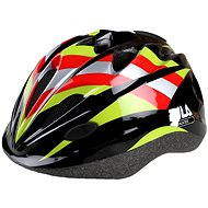 Fila Junior Boy Helmet Black/Red XS - Helma na kolo
