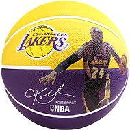 Spalding NBA ball player Kobe Bryant