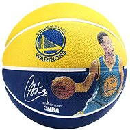 Spalding NBA player ball Stephen Curry vel. 7 - Basketbalový míč