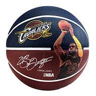 Spalding NBA player ball Lebron James vel. 7 - Basketbalový míč